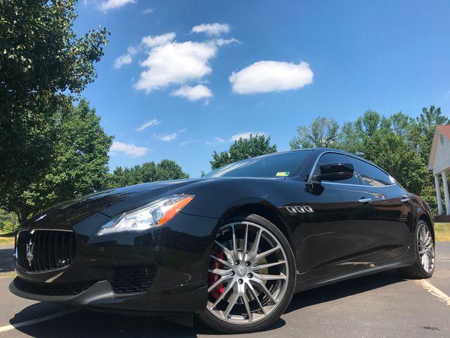 2014 Maserati Quattroporte GTS in Leesburg Virginia, 20175