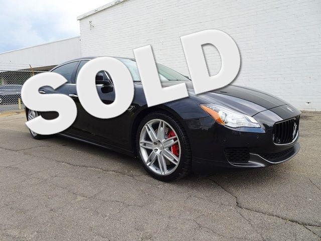 2014 Maserati Quattroporte GTS Madison, NC