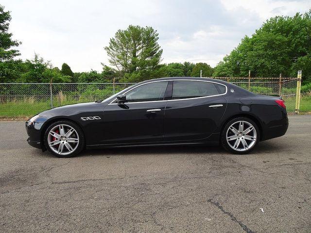 2014 Maserati Quattroporte GTS Madison, NC 5