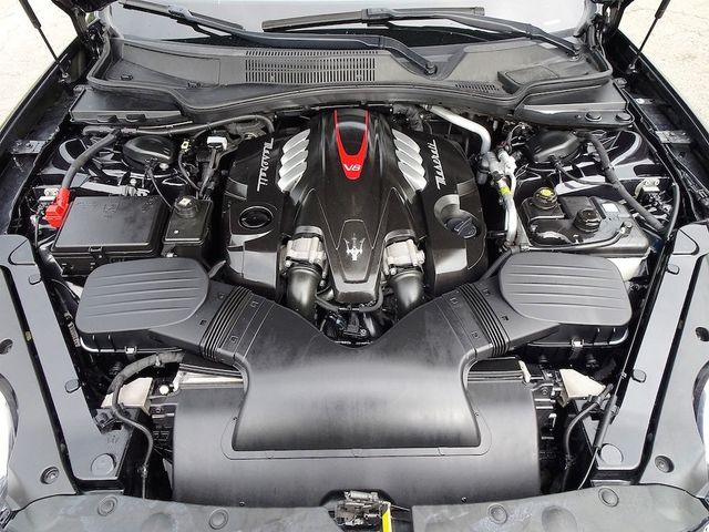 2014 Maserati Quattroporte GTS Madison, NC 53