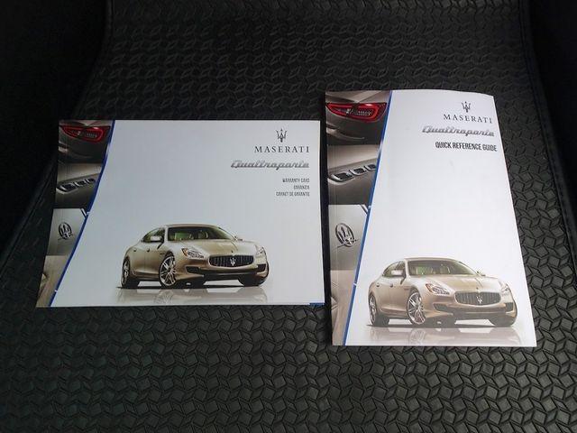 2014 Maserati Quattroporte GTS Madison, NC 57