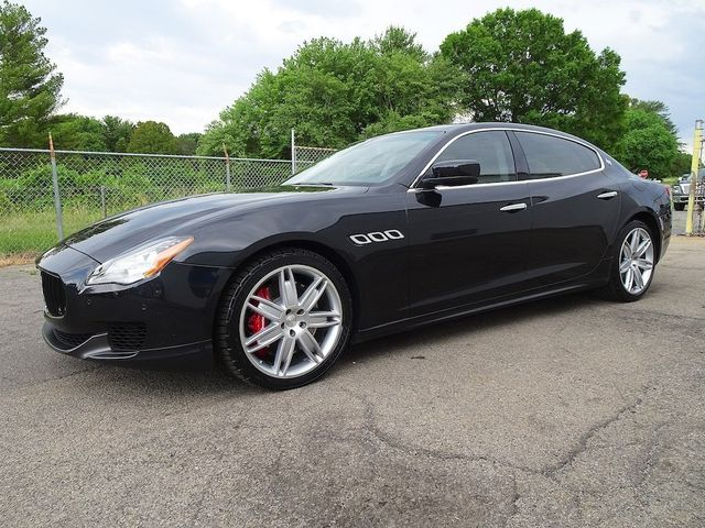 2014 Maserati Quattroporte GTS Madison, NC 6