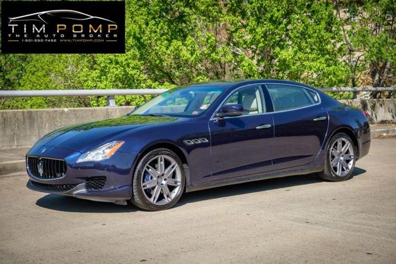 2014 Maserati Quattroporte S Q4   Memphis, Tennessee   Tim Pomp - The Auto Broker in Memphis Tennessee