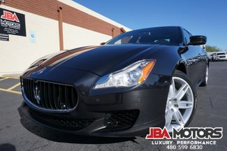 2014 Maserati Quattroporte S Q4 AWD Sedan ~ 1 Owner Clean CarFax ~ LOW MILES | MESA, AZ | JBA MOTORS in Mesa AZ