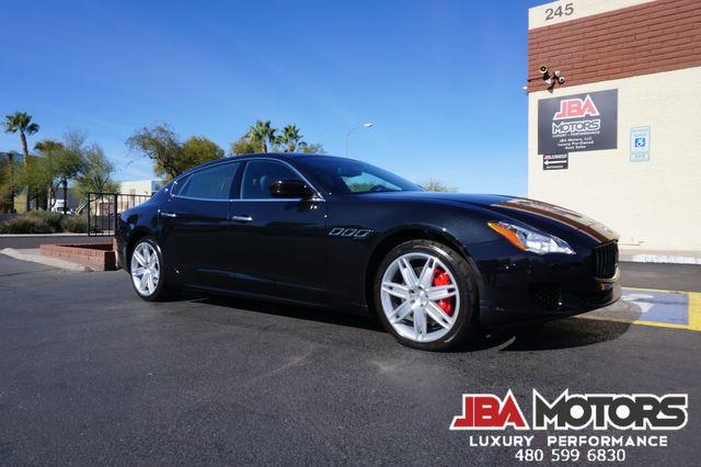 2014 Maserati Quattroporte S Q4 AWD Sedan ~ 1 Owner Clean CarFax ~ LOW MILES in Mesa, AZ 85202
