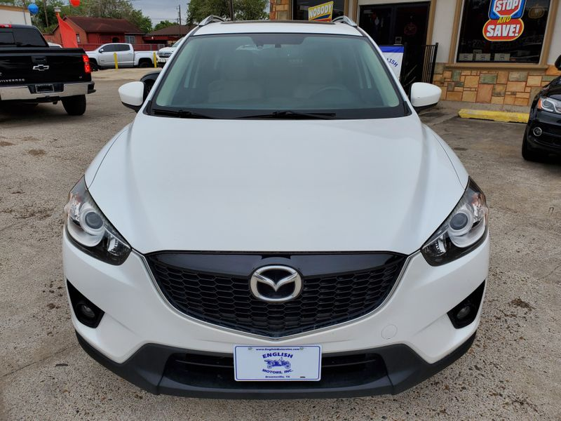 2014 Mazda CX-5 Grand Touring  Brownsville TX  English Motors  in Brownsville, TX