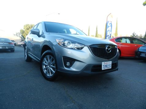 2014 Mazda CX-5 TOURING ((**BACK-UP CAMERA//PUSH BUTTON START**))  in Campbell, CA