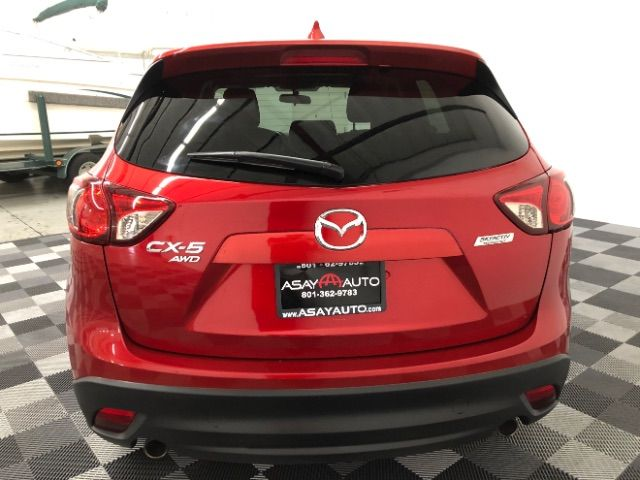 2014 Mazda CX-5 Touring LINDON, UT 5