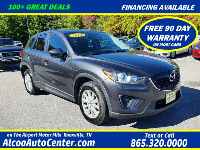 "2014 Mazda CX-5 Sport Smart Key w/17"" Aluminum Wheels"