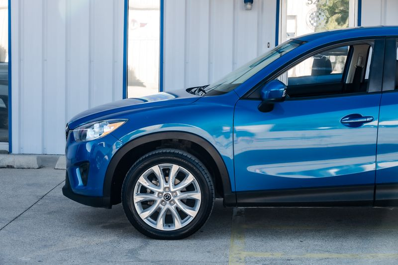 2014 Mazda CX-5 2.5L GrandTouring Bose Stereo 1-Owner Clean Carfax in Rowlett, Texas
