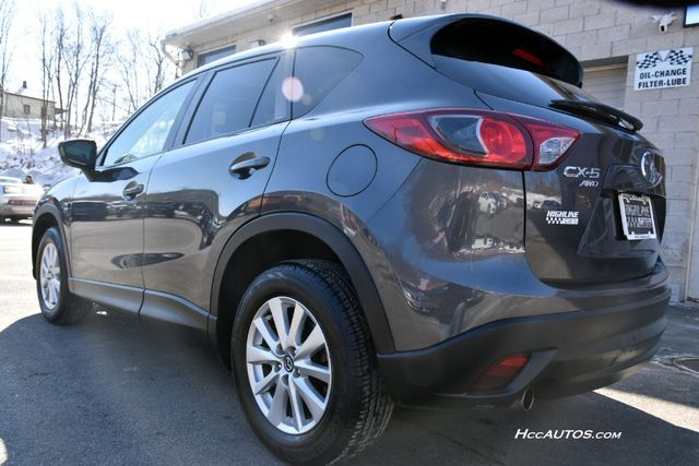 2014 Mazda CX-5 Touring Waterbury, Connecticut 4