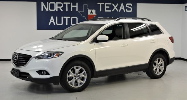 2014 Mazda CX-9 Touring Navigation 1 Owner Roof 3rd Row
