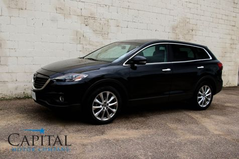 2014 Mazda CX-9 Grand Touring AWD w/3rd Row Seats, Navigation, Backup Cam, BOSE Audio and Tow Hitch in Eau Claire