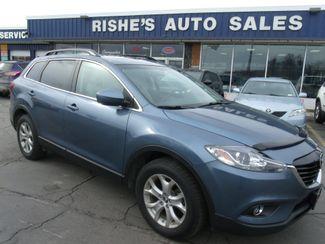 2014 Mazda CX-9 Touring   Rishe's Import Center in Ogdensburg N.Y.,Lisbon N.Y.,Potsdam N.Y.,Canton N.Y.,Massena N.Y.,Watertown N.Y.,St Lawrence Co.  New York