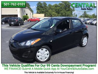 2014 Mazda Mazda2 Sport | Hot Springs, AR | Central Auto Sales in Hot Springs AR