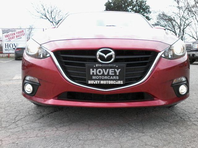 2014 Mazda Mazda3 i Touring Boerne, Texas 8