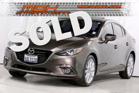 2014 Mazda Mazda3 s Grand Touring - Navigation - Head up display in Los Angeles