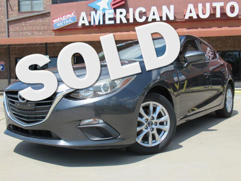 2014 Mazda Mazda3 i Touring   Houston, TX   American Auto Centers in Houston TX