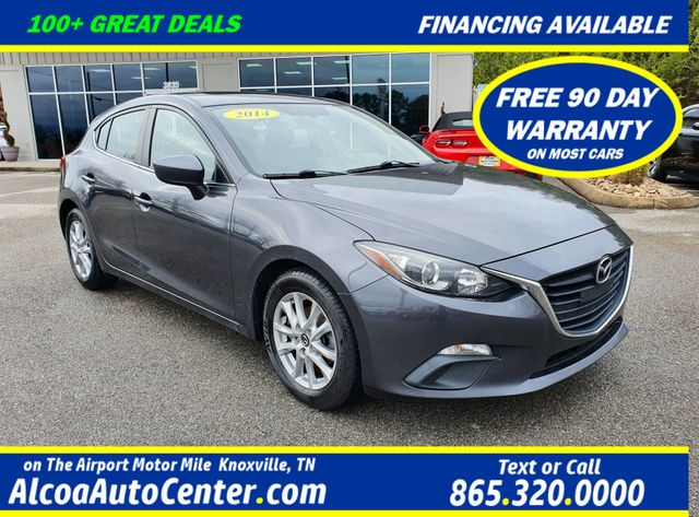 2014 Mazda Mazda3 Hatchback i Grand Touring 6-Speed
