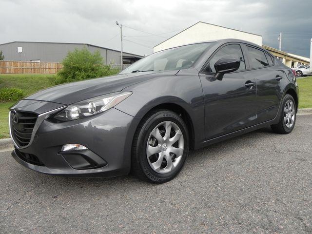 2014 Mazda Mazda3 i SV Manual Transmission