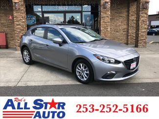 2014 Mazda Mazda3 i in Puyallup Washington, 98371