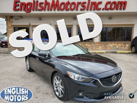 2014 Mazda Mazda6 i Grand Touring in Brownsville, TX
