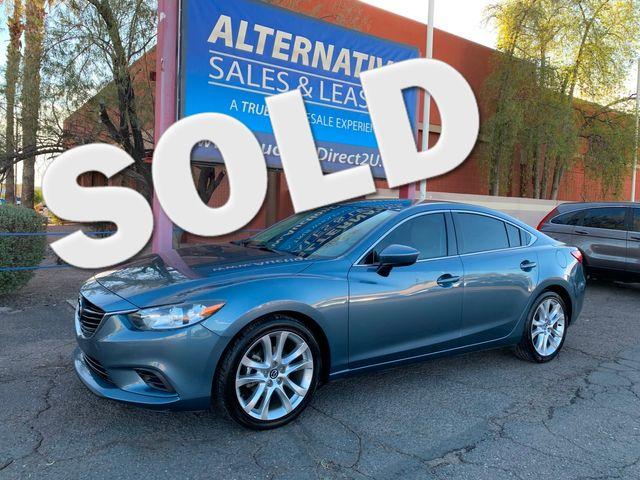 2014 Mazda Mazda6 i Touring 3 MONTH/3,000 MILE NATIONAL POWERTRAIN WARRANTY Mesa, Arizona