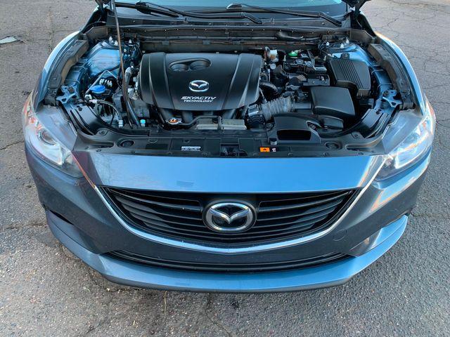 2014 Mazda Mazda6 i Touring 3 MONTH/3,000 MILE NATIONAL POWERTRAIN WARRANTY Mesa, Arizona 8