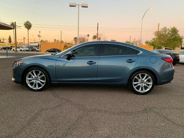 2014 Mazda Mazda6 i Touring 3 MONTH/3,000 MILE NATIONAL POWERTRAIN WARRANTY Mesa, Arizona 1