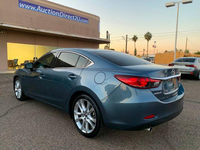 2014 Mazda Mazda6 i Touring 3 MONTH/3,000 MILE NATIONAL POWERTRAIN WARRANTY Mesa, Arizona 2