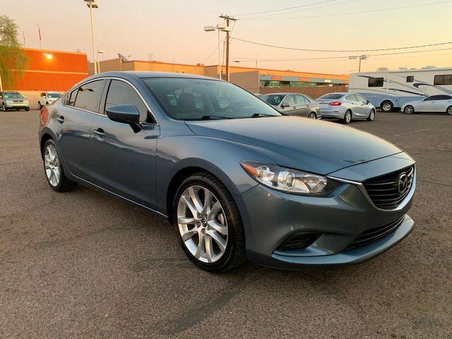 2014 Mazda Mazda6 i Touring 3 MONTH/3,000 MILE NATIONAL POWERTRAIN WARRANTY Mesa, Arizona 6