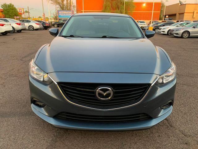 2014 Mazda Mazda6 i Touring 3 MONTH/3,000 MILE NATIONAL POWERTRAIN WARRANTY Mesa, Arizona 7