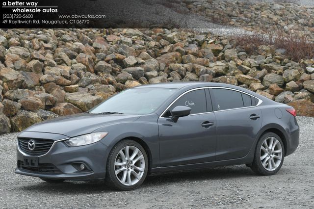 2014 Mazda Mazda6 i Touring Naugatuck, Connecticut