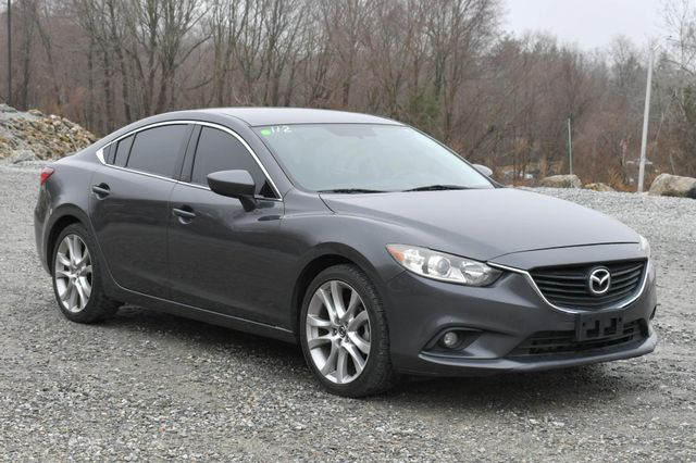 2014 Mazda Mazda6 i Touring Naugatuck, Connecticut 8