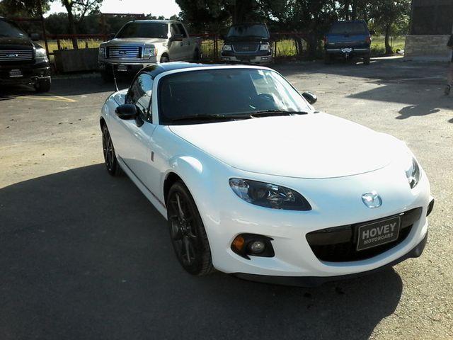 2014 Mazda MX-5 Miata Club Boerne, Texas 8