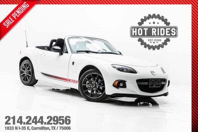 2014 Mazda MX-5 Miata Club Sport