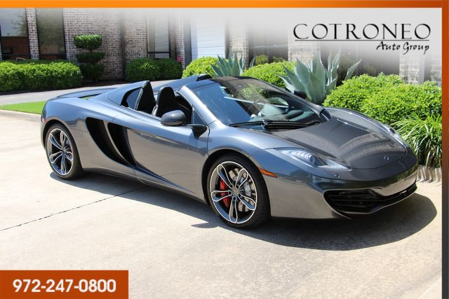 2014 Mclaren MP4-12C Spider in Addison, TX 75001