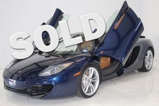 2014 Mclaren MP4-12C SPYDER Houston, Texas