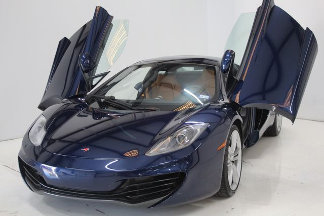 2014 Mclaren MP4-12C SPYDER Houston, Texas 1