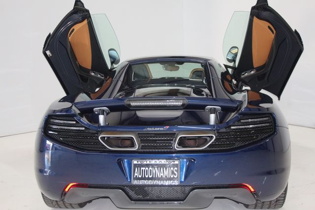 2014 Mclaren MP4-12C SPYDER Houston, Texas 12
