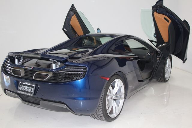 2014 Mclaren MP4-12C SPYDER Houston, Texas 13