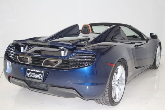 2014 Mclaren MP4-12C SPYDER Houston, Texas 15
