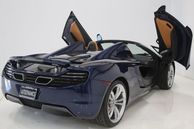 2014 Mclaren MP4-12C SPYDER Houston, Texas 16