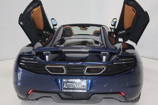 2014 Mclaren MP4-12C SPYDER Houston, Texas 17