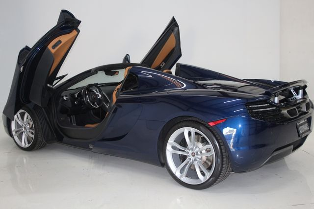 2014 Mclaren MP4-12C SPYDER Houston, Texas 18