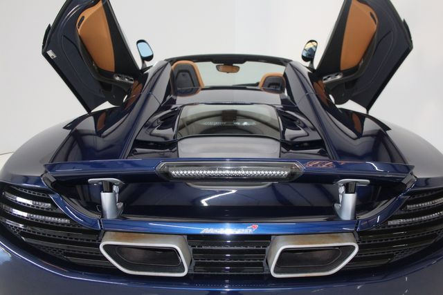2014 Mclaren MP4-12C SPYDER Houston, Texas 19