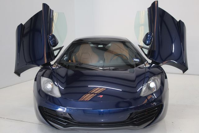 2014 Mclaren MP4-12C SPYDER Houston, Texas 2