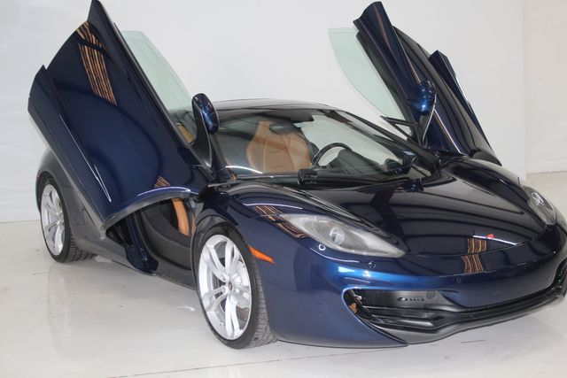 2014 Mclaren MP4-12C SPYDER Houston, Texas 3