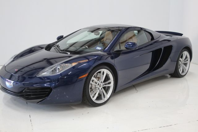 2014 Mclaren MP4-12C SPYDER Houston, Texas 5