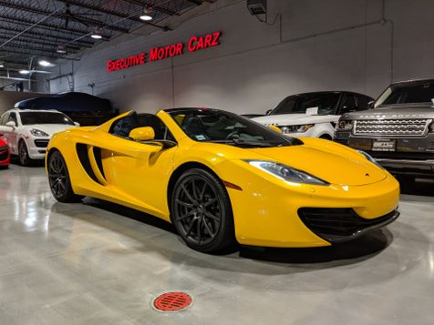 2014 Mclaren MP4-12C SPIDER in Lake Forest, IL